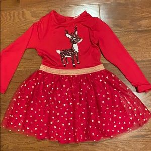 Perfect Christmas dress for girls.